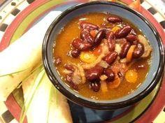 Easy Gaucho Beans Recipe - Food.com - 456713
