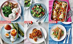 Dr Michael Mosley has made changes to the original diet to make it easier to stick to. On the new plan you can choose whether to fast track and spend two weeks on 800 calories a day or ease in. 800 Calorie Diet Plan, 800 Calorie Meals, 5 2 Diet Recipes 500 Calories, Healthy Foods To Eat, Healthy Snacks, Healthy Eating, Eating Vegan, Diet Soup Recipes, Healthy Dinner Recipes