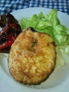 Merluza a la romana #gastronomiagallega