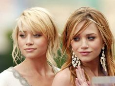 Ashley and MaryKate Olsen ♥♥