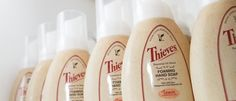 Whether or not you believe the legends behind Thieves oil, we know one thing: its disinfecting power is real.