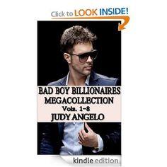Bad Boy Billionaires Mega-Collection, Vols. 1 - 8