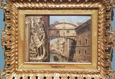 Antonietta Brandeis - The Bridge of Sighs 1870-1900