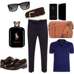 Alneto by leoposadas on Polyvore featuring moda, Alexander McQueen, Paul Smith, Ray-Ban, Ralph Lauren and Tom Ford