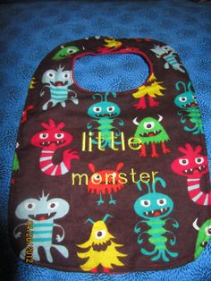 For our little monster!