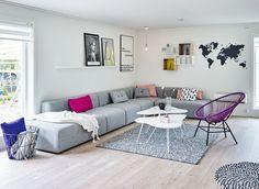 Sølvvinnerne i Norges vakreste hjem har lagt ned et enormt antall arbeidstider i boligen sin.