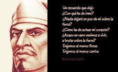 A 613 años de su natalicio, compartimos 10 poemas del poeta Nezahualcóyotl. #ColectivoGentedePapel #ConsumeCultura Vía: de10.com.mx