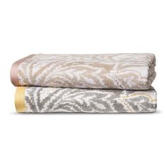 Threshold™ Textured Paisley Bath Towels : Target