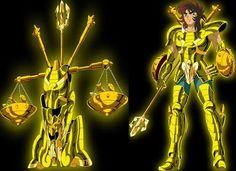 Dohko ♎ Cavaleiros de Ouro