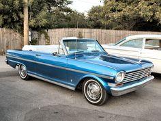 1963 Chevrolet II Nova SS Convertible