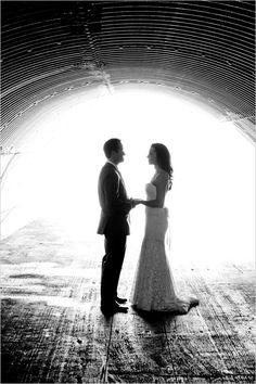 Dramatic black and white portrait caputred by Aptera Studios. #wchappyhour #weddingchicks http://www.weddingchicks.com/2014/07/21/wedding-chicks-happy-hour-30/