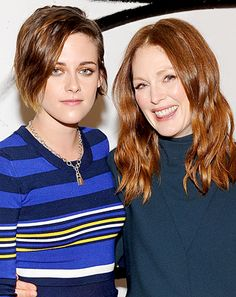 Julianne Moore Has Known Costar Kristen Stewart Since Stewart Was 12 - Us Weekly