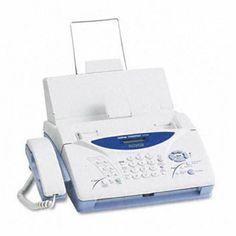 Ietwat verouderd maar ook met de fax voldoet Luminesense B.V. aan haar communicatie.