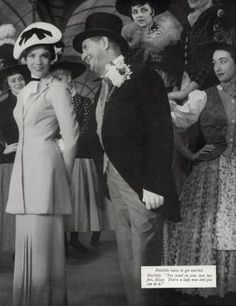 "Julie Andrews and Stanley Hollaway in the Broadway production of ""My Fair Lady,"" 1956 My Fair Lady Musical, Musical Theatre, The Ed Sullivan Show, Eliza Doolittle, Originals Cast, Cecil Beaton, Julie Andrews, Sound Of Music, Old Movies"