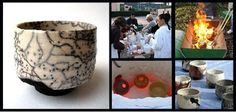 Vallauris - Raku workshops in France this Autumn Candle Holders, Workshop, France, Candles, Ceramics, Autumn, Artist, Ceramica, Atelier