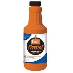 Floetrol mixed with paint makes a huge difference when painting cabinets, doors, trim or furniture pieces.  Floetrol is a liquid paint conditioner that you just pour into your paint and it greatly helps to reduce paint build up on brushes, extends the drying time, helps to create a smooth finish and it virtually eliminates brush marks