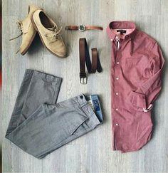 Mode Masculine, Casual Wear, Casual Outfits, Men Casual, Mode Outfits, Fashion Outfits, Mode Man, Style Masculin, Moda Blog