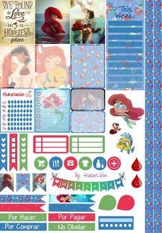 little_mermaid___printable_stickers_by_anacarlilian-da9s5m0.jpg (2236×3225)
