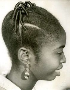 African threading hairstyles