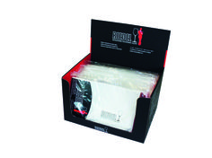 Care for your Riedel stemware and decanters with this Riedel microfibre polishing cloth.