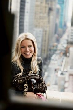 I like Gwyneth Paltrow's hair here