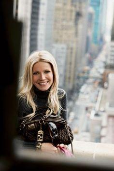 I like Gwyneth Paltrow's hair here