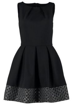 Dieses Kleid überzeugt mit seinem stilechten Retro-Charme. Closet Cocktailkleid / festliches Kleid - schwarz für 64,95 € (06.01.15) versandkostenfrei bei Zalando bestellen.