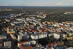 Oulu, Uleåborg, Northern Ostrobothnia - Pohjois-Pohjanmaa - Norra Österbotten, Suomi - Finland