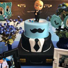 Best Birthday Invitations For Boys Ideas Boss Birthday, Baby Boy 1st Birthday Party, 40th Birthday Parties, Happy Birthday Cakes, Regalo Baby Shower, 1st Birthday Invitations, First Birthdays, Boss Baby, Pasta