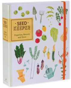 Seed Keeper: Organize, Record, and Store by Maria Finn http://www.amazon.com/dp/145211076X/ref=cm_sw_r_pi_dp_JFqsvb0H7TVCE