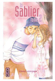 Sunadokei - Le Sablier by Hinako Ashihara - 10 volumes (8 volumes + 2 volumes Side Stories) - French edition : Kana