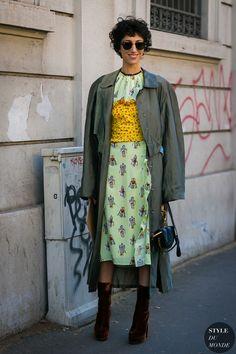 Yasmin Sewell by STYLEDUMONDE Street Style Fashion Photography
