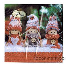 クリスマスデザインのペーパーナプキンです♪ペーパーナプキンは、お弁当やサンドウィッチを包んだり、バスケットに敷いたり、色んな場面で活躍してくれます!ホームパーティーやお茶会などの時にお菓子の下に敷いたり、お客様をおもてなしするシーンを素敵に演出してくれます!