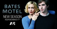 "Preview Of ""Bates Motel: Season 4"" Returning To A&E March 7"