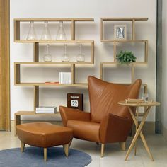 Balance Tall Hylle, Eik - Terence Conran - Content by Terence Conran - RoyalDesign.no