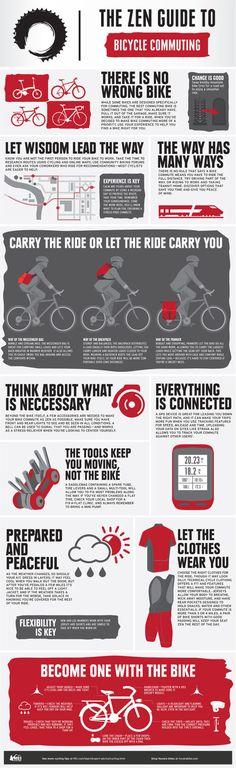 Zen guide to cycling