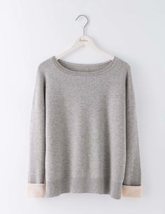 Rosannah Cashmere Sweater WV108 Cashmere Sweaters at Boden