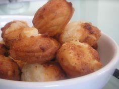 MADELEINES CHEVRE/MIEL - C secrets gourmands!! Blog de cuisine, recettes faciles, à préparer à l'avance, ...