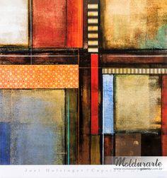 """Winter Garden"" (Gravura). Formato: 61x66 cm. Moldurarte Galeria."