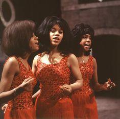 Original Supremes-Florence Ballard, Mary Wilson and Diana Ross