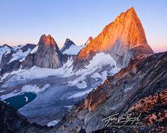 Bugaboo Spires, British Columbia