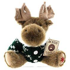 Boyds Bears Plush SPRUCE MCMOOSE 904352 Winter Moose Dres... https://www.amazon.co.uk/dp/B00LFANSLW/ref=cm_sw_r_pi_dp_F-OoxbF5X8NED