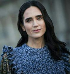Jennifer Connelly Jennifer Connelly, Hair Makeup, Celebrity, Hollywood, Dolls, Puppet, Party Hairstyles, Celebs, Doll