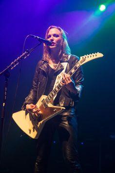 Top 10 Frontwomen In Today's Rock Music: Lzzy Hale of Halestorm