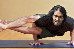 Russell Brand Opens Yoga Studio In His Home -    Mr. Brand strikes again!!  Russell Brand is sticking to boycotting his local Yoga studio by moving many of the studio's students to....his house. From The Sun: The yoga centre I had been going to sacked our instructor, so I have moved everyone into my house. I had 30 people doing it in m... - http://www.theyogablog.com/russell-brand-opens-yoga-studio-in-his-home/
