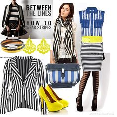 Between the lines | Women's Outfit | ASOS Fashion Finder
