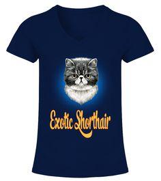 I Love Exotic Shorthair tshirt