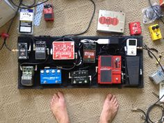 Pedal Line Friday - 10/5 - Colin James Robson