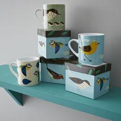 Bird Mugs | Mother's Day Gifts | rigby & mac