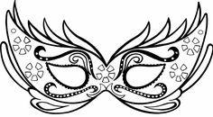 Risultati immagini per mascaras carnaval para colorear Diy Carnival, Carnival Costumes, Carnival Dress, Mardi Gras Mask Template, Little Passports, Mask Painting, Diy Mask, Colouring Pages, Free Coloring